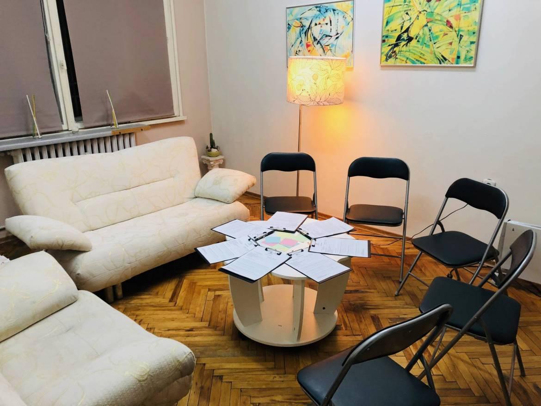 Терапевтична група за споделяне на преживявания – ново