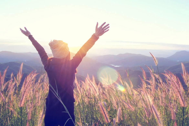 Щастието: тук и сега!