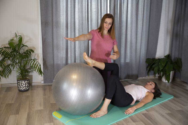 Специални физически упражнения, подсилващи ефекта от психотерапервтичните сесии